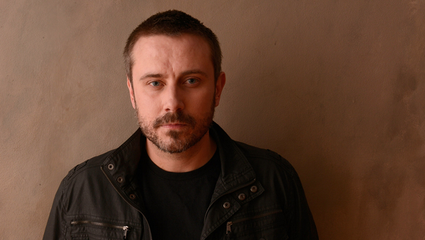 Jeremy Scahill, journalist, film producer and scourge of the establishment