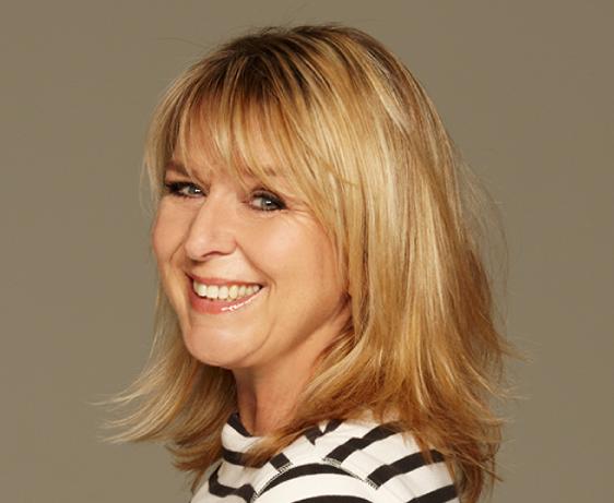 Fern Britton - Sainsbury's Entertainment Author of the Month